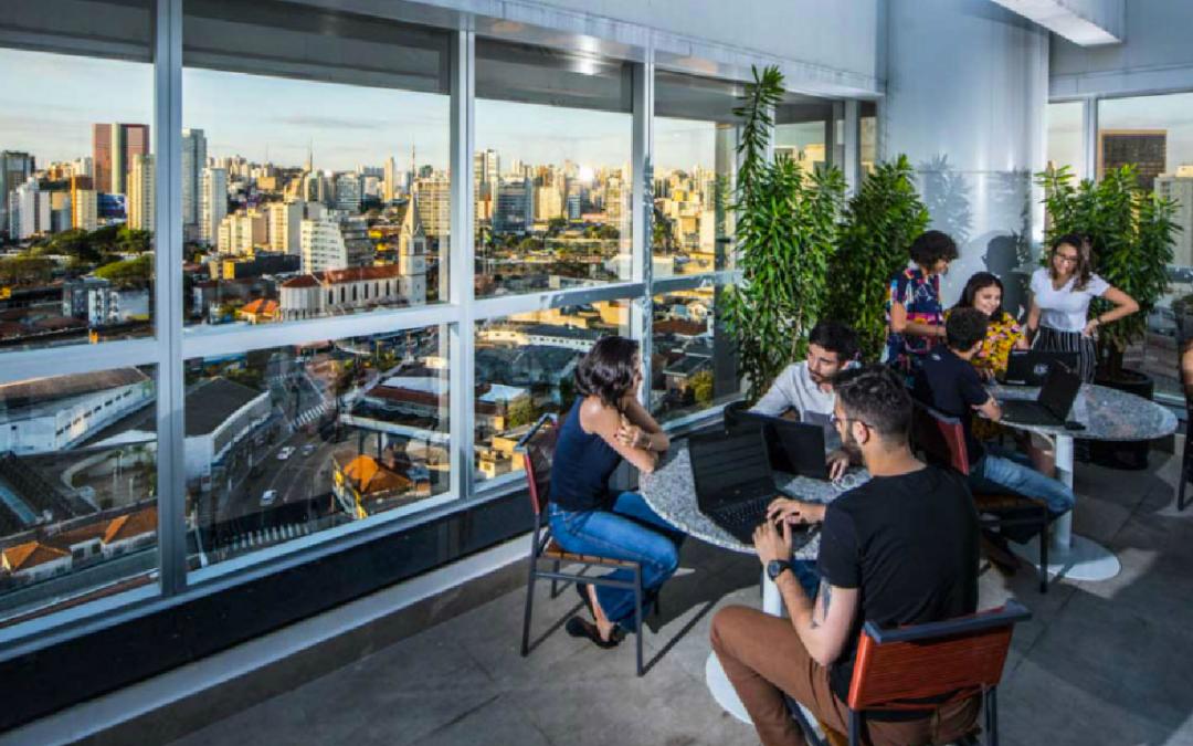 Mercado de coworking cresce 500% no Brasil e chega a salões de beleza