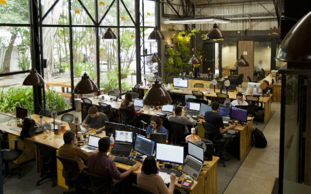 Grandes empresas recorrem a escritório compartilhado